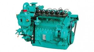 Газовый двигатель Doosan GE08TI