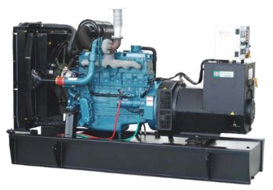 Doosanengine электрогенераторы AD-70, 90, 160