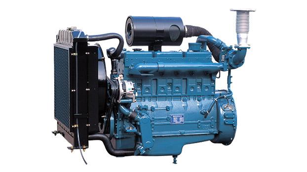 Дизельный двигатель Doosan D1146
