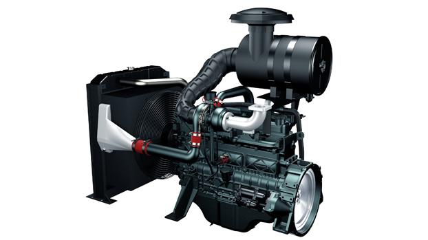Дизельный двигатель Doosan DP066LA