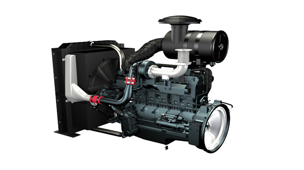 Дизельный двигатель Doosan DP086