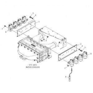 Электронная система зажигания газового двигателя GV180TI