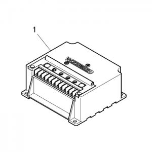 Запасные части газового двигателя GE12TI